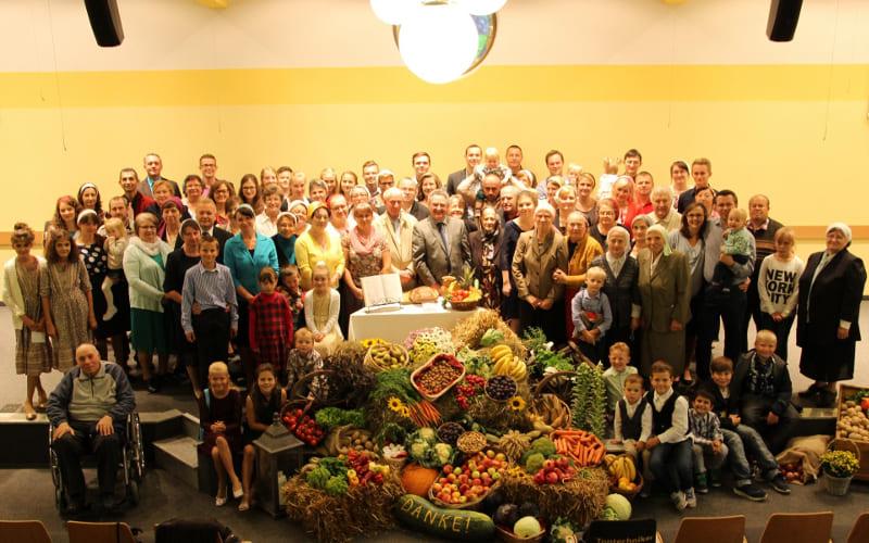 Christliche Brüdergemeinde Deggendorf Erntedankfest