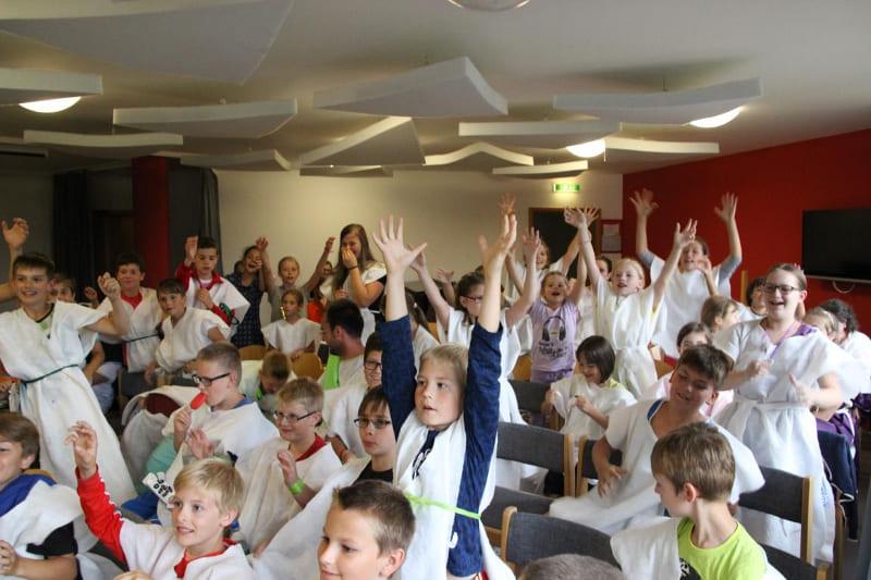 Christliche Brüdergemeinde Deggendorf Kinderfreizeit